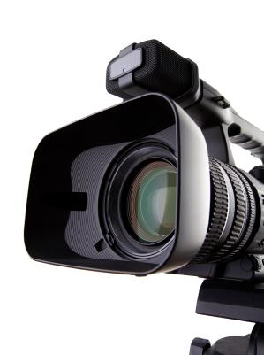 video camera (c) iStockphoto