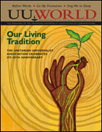 UUWorld Spring2011 cover