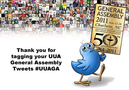 #UUAGA Twitter Harshtag