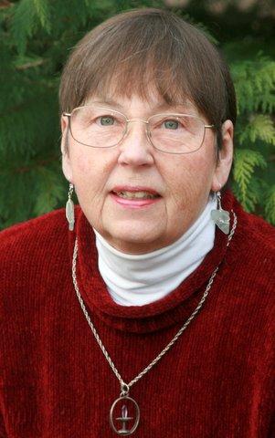 Rev. Judy Campbell
