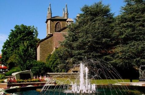First Parish, Taunton, MA - Exterior